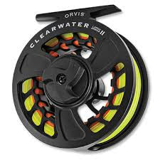Orvis Clearwater Large Arbor Fly Reels