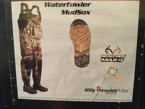 Rocky Waterfowler Mudsox
