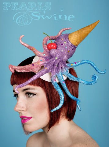 Unique quirky hair accessories made in the UK