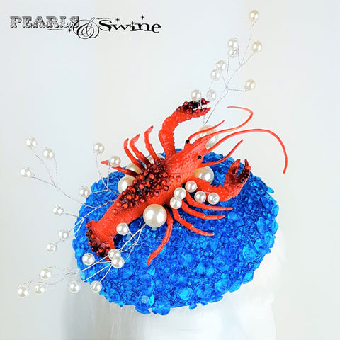 Unique design lobster hat