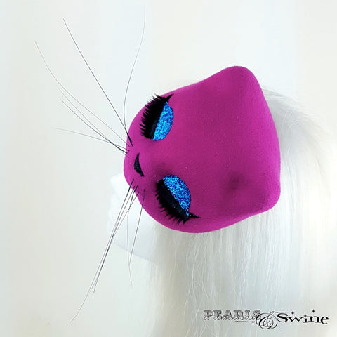 Detailed Cat Hat