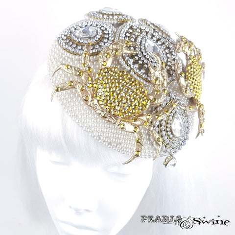 Jewelled Crab hat