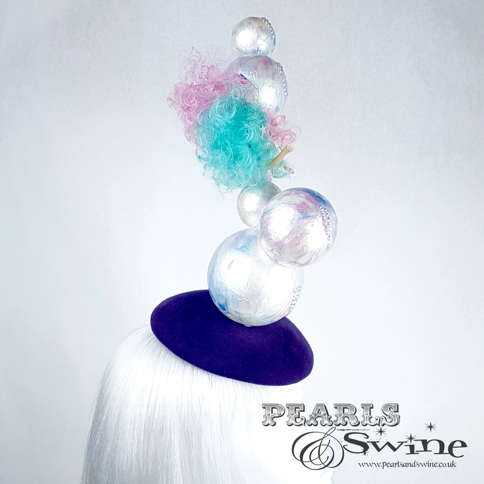 """Neptune's Daughters"" Mermaid Bubble Hat"