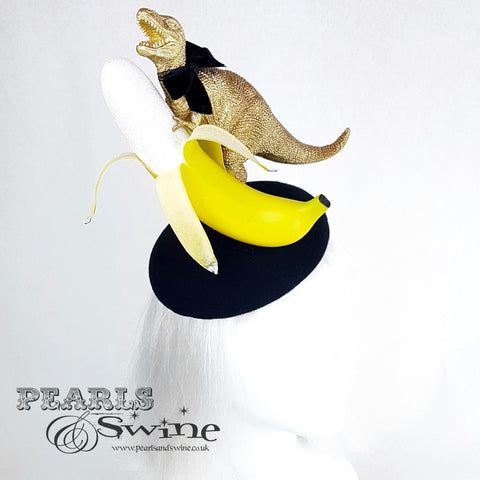 banana fruity hat