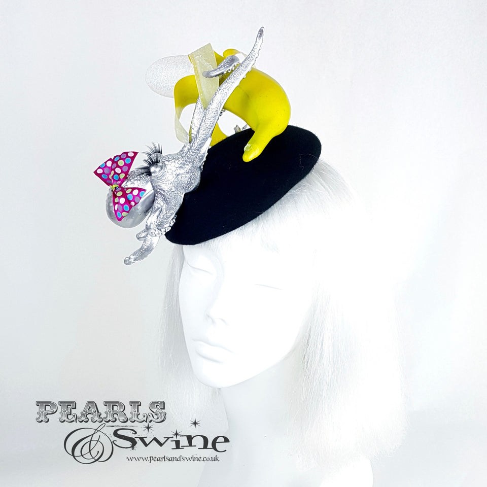 royal ascot races ladies day hat