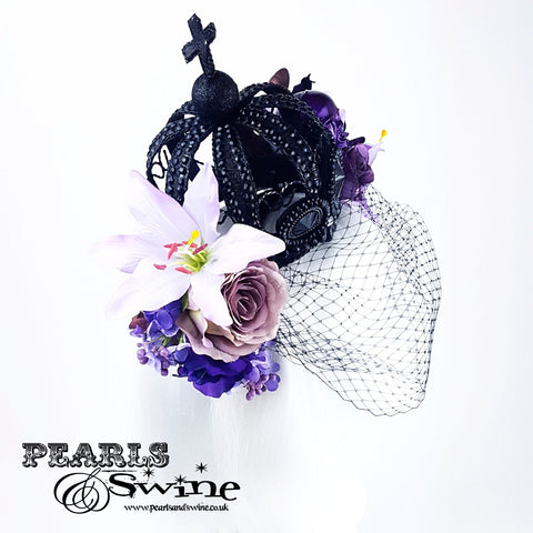 ladies day races headpiece fascinator