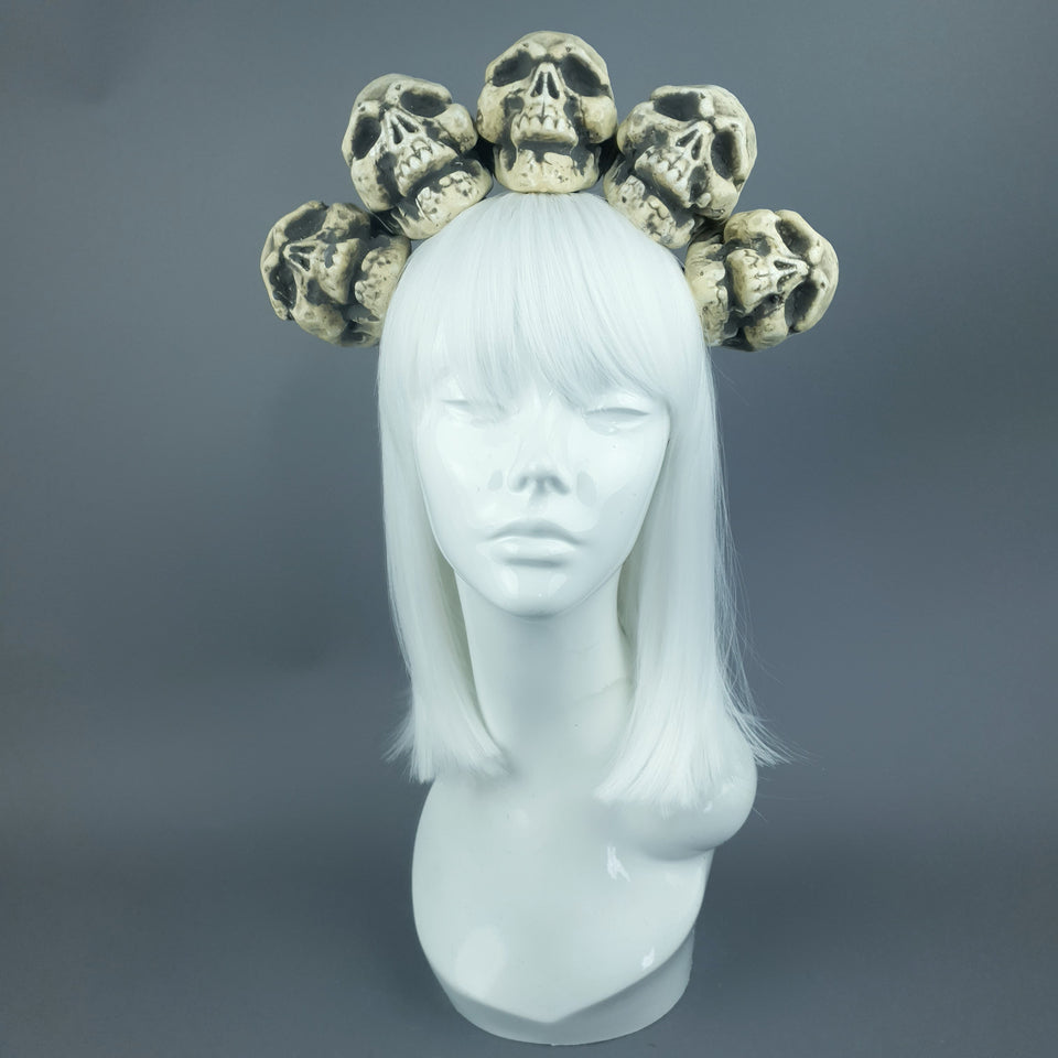 Skulls Headpiece