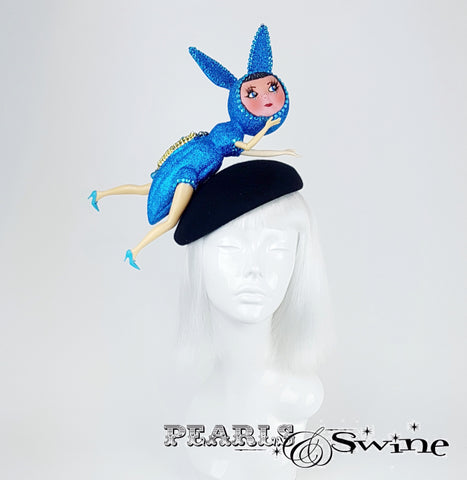 Sparkling Ant Doll face hat