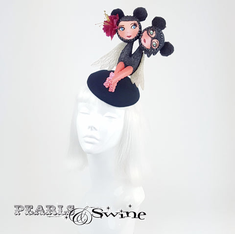Doll face Model Hat