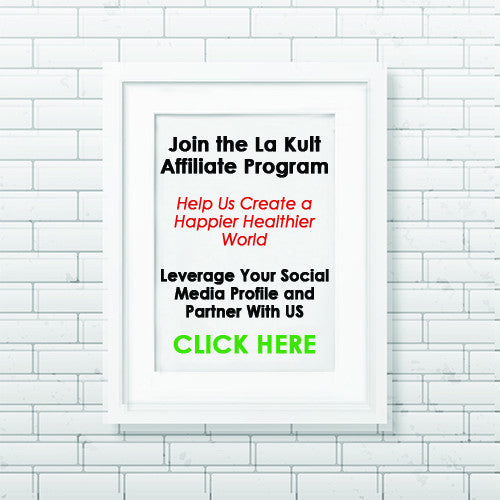 Join the La Kult Affiliate Program - This is a Unique Opportunity