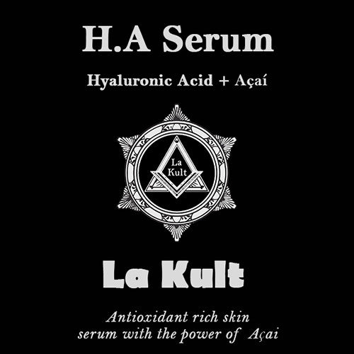 Hyaluronic Acid and Acai - The Two Greatest Skincare Ingredients