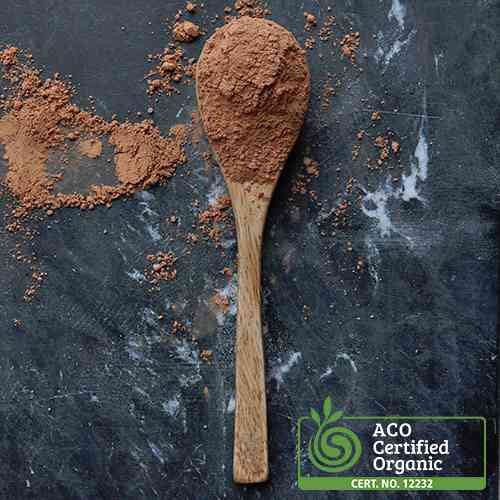 "Organic Cacao Powder I  ""Super Healthy Chocolate"""