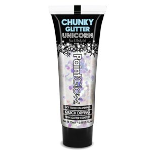 Chunky Glitter Body Gel - Unicorn Tears 13ml