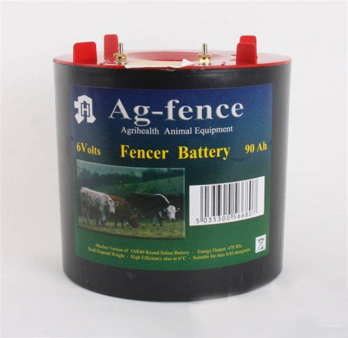 Fenceman Battery Round 7v