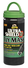 Absorbine UltraShield Ex Fly Mask with Ears