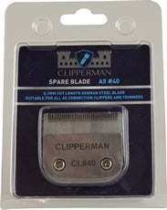 Clipperman A5 #40 German Steel Surgical Blade Set