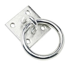 Cottage Craft Tie Ring Galvanised