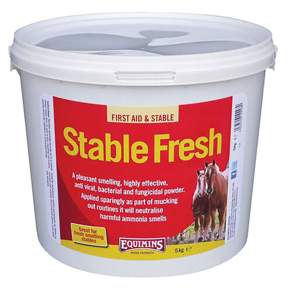 Equimins Stable Fresh Powder Disinfectant