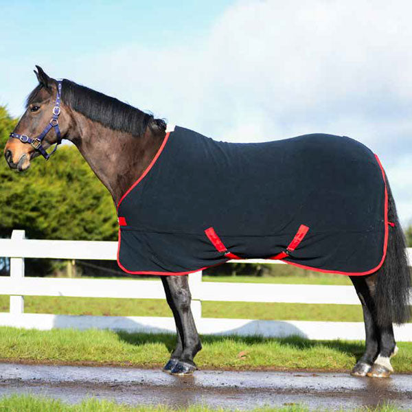 Equisential Fleece Cooler Rug
