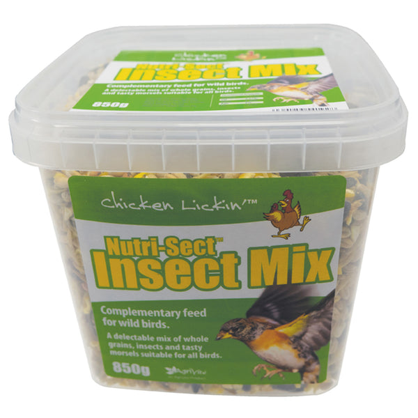 Chicken Lickin' Nutri-Sect Insect Mix
