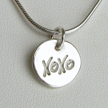 xoxo hugs and kisses charm