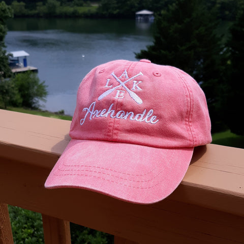custom lake hat