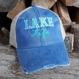 Lake Life Trucker Hat