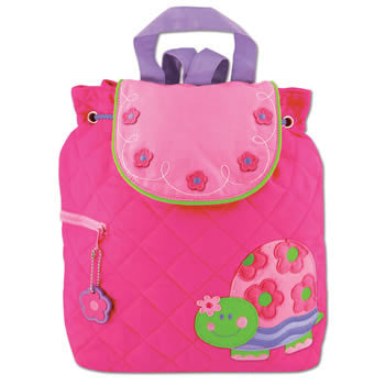personalized turtle back pack