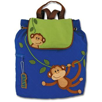monkey back pack for toddler