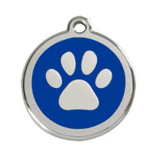 Red Dingo Dog & Pet Tags - free shipping