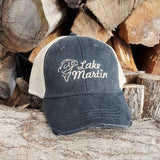 Custom Lake Hat - Fishing Hat