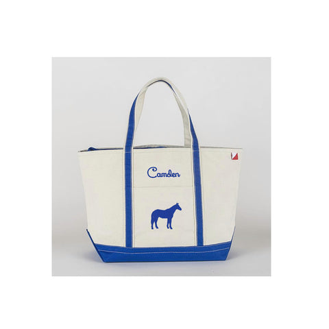 barn bag, horse tote bag, riding bag