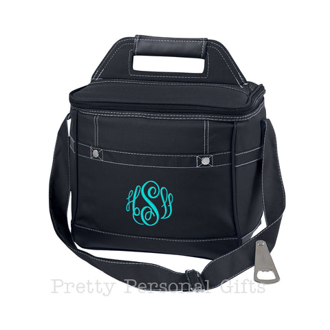 Cooler Bag with monogram - insulated