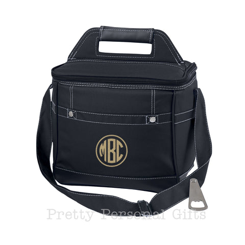 Personalized Cooler Bag with monogram - insulated