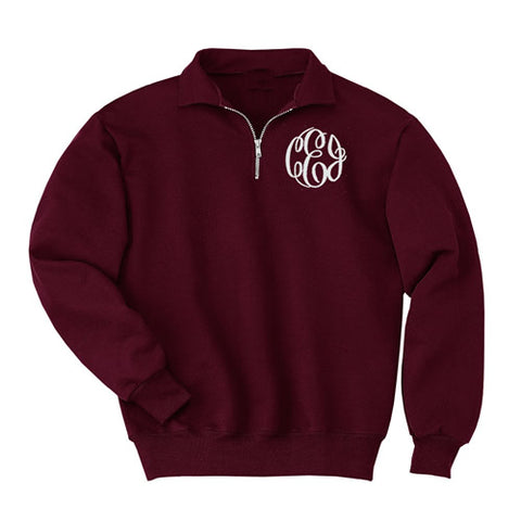 Sweatshirt - Quarter Zip