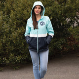 New Englander Jacket with Monogram Charles River