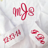 Wedding Day Getting Ready Shirt