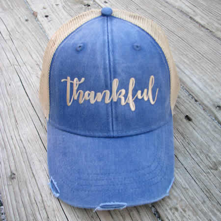 thankful hat