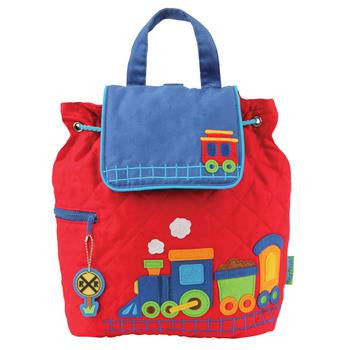 Back Pack - Train personalized for toddler