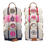 Monogrammed Weekender Bags by Pretty Personal Gifts