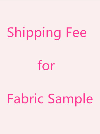 Shipping Fee for Fabric Samples