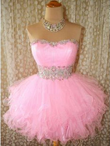 Custom Made Short Prom Dresses, Short Formal Dresses, Homecoming Dresses, Dresses For Prom, Party Dresses