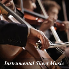 Instrumental Sheet Music