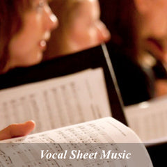 Vocal Sheet Music