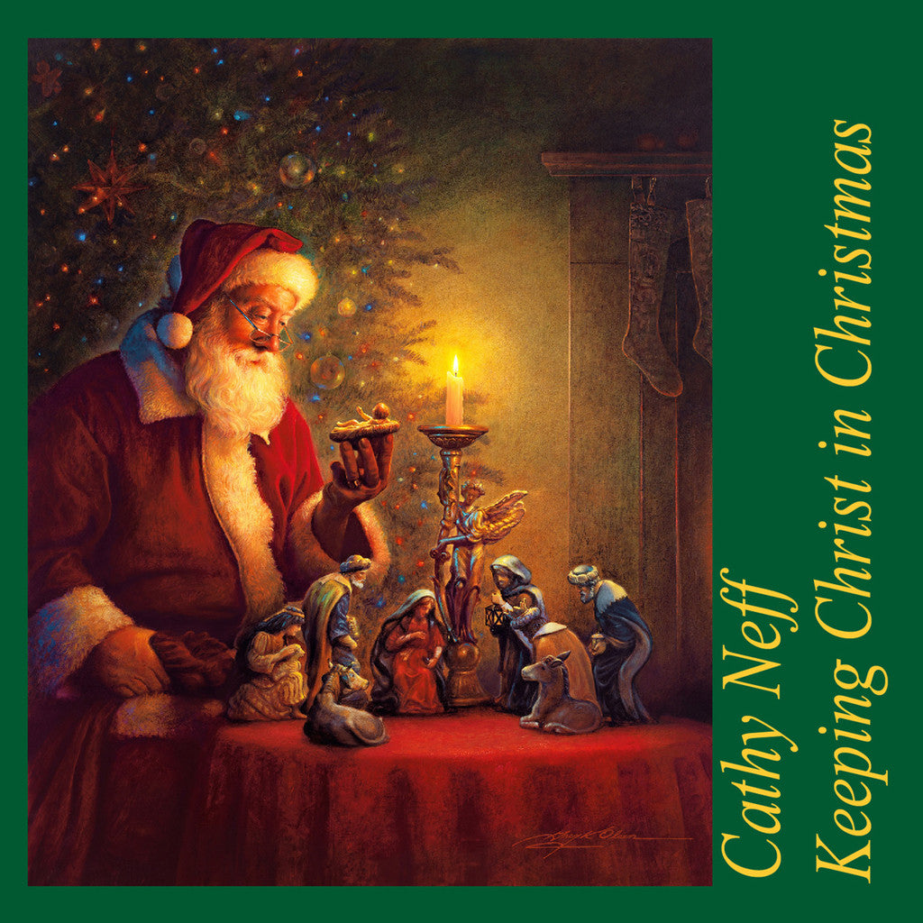 Keeping Christ in Christmas - mp3 album