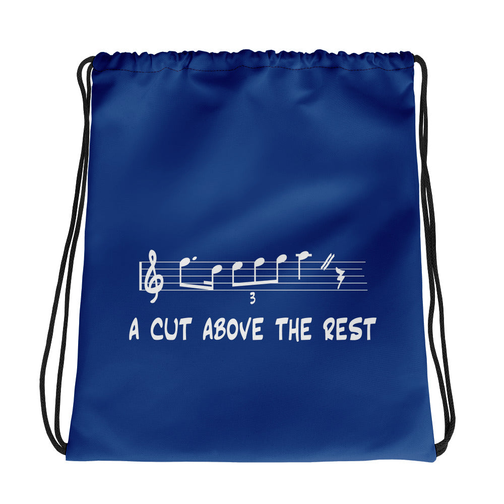 Drawstring bag - A Cut Above the Rest