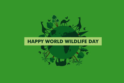 Happy World Wildlife Day!