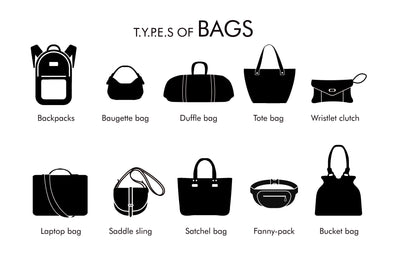 What's Your Type Of Bag?