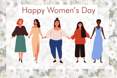Happy Women's Day!!!