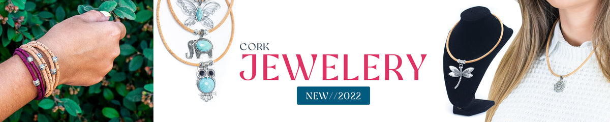 Cork Earrings